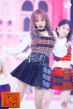 Photo album containing 10 pictures of Yena Eyes On Me, Fandom Kpop, Fiesta Outfit, Yuehua Entertainment, Japanese Girl Group, Young Designers, Kawaii Clothes, Stage Outfits, Extended Play