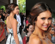 """Nina Dobrev at the """"Perks of Being A Wallflower"""" premiere"""