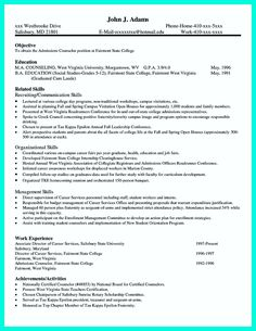 Admission Resume Sample Inspiration Cool The Perfect Computer Engineering Resume Sample To Get Job Soon .