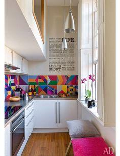 8x kleurrijke interieurs   inspiratie - Makeover.nl