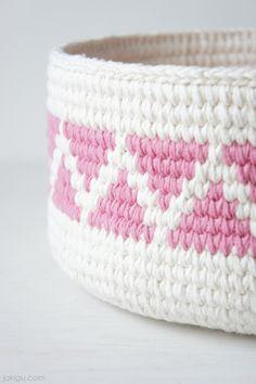 Marvelous Crochet A Shell Stitch Purse Bag Ideas. Wonderful Crochet A Shell Stitch Purse Bag Ideas. Crochet Home, Love Crochet, Knit Crochet, Crochet Basket Pattern, Crochet Patterns, Crochet Baskets, Contemporary Baskets, Crochet Handbags, Crochet Purses
