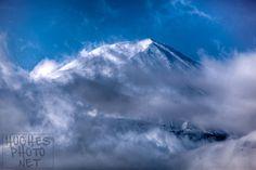Mount Fuji-san as seen from Kawaguchiko