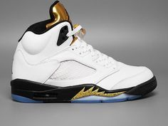 Are You Ready For The Air Jordan 5 Olympic?