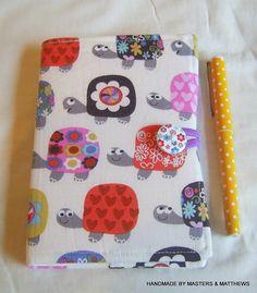 Notebook A6 - Cream Tortoise - The Supermums Craft Fair