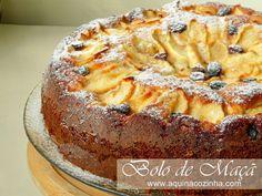 mug cake chocolate Portuguese Sweet Bread, Portuguese Desserts, Portuguese Food, Cupcakes, Cake Cookies, Cupcake Cakes, Apple Recipes, Sweet Recipes, Cake Recipes