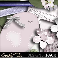 Flower And Lace Wedding Kit 1  http://www.mymemories.com/store/display_product_page?id=CBDS-CP-1405-59272&r=carolineb  http://www.mymemories.com/store/designers/Caroline_B?r=carolineb