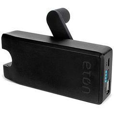 No power?  No problem.  Hand-crank battery charger for your iPhone. Oh Sister this one is for you