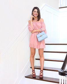 79.9 тыс. отметок «Нравится», 364 комментариев — Camila Coelho (@camilacoelho) в Instagram: «Pink mood! Com sandalia deusa e super feminina da @dumondoficial #dumondfever #ootd»
