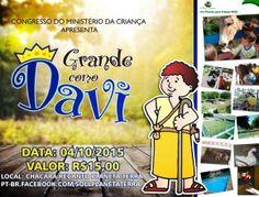 Congresso Grande Como Davi acontece esse final de semana em São José dos Campos - http://adventistnewsonline.com/congresso-grande-como-davi-acontece-esse-final-de-semana-em-sao-jose-dos-campos/ #Acontece, #Campos, #Como, #Congresso, #Davi, #Esse, #Final, #Grande, #José, #São, #Semana