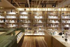 Tiendas de té de diseño