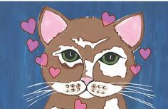 Loveable Cat
