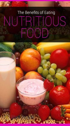 How can we make sure of that what are the benefits of healthy eating? : #nutrition