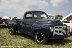 vintage truck show 2011 ~ Studebaker Truck 1949 half ton pick up