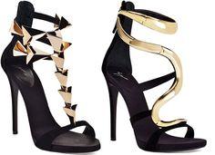 Giuseppe Zanotti Fall 2012 Collection - ShoeRazzi