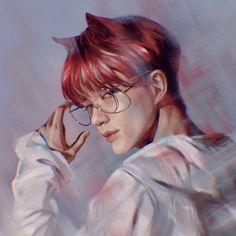 Cartoon Fan, Jeno Nct, Kpop Fanart, Nct Dream, Fan Art, Twitter, Artist, Exo Chanbaek, Chibi