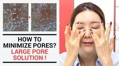 How to Minimize Pores? Large Pores Solution.