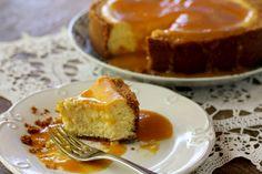 Brazil Nut & Siriguela Cheesecake / Cheesecake de Castanha-do-brasil e Siriguela