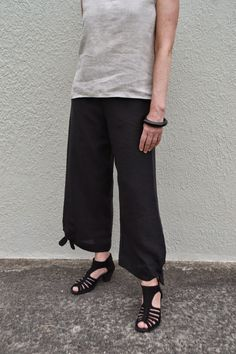Sew Tessuti Blog - Sewing Tips & Tutorials - New Fabrics, Pattern Reviews: Two NEW Pant Patterns - Meet Margot and Robbie!