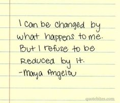 Ok, now I'm thinking this quote for the next tattoo instead. I love it, but it is kind of long.