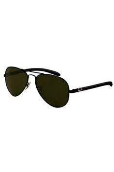 okulary ray ban aviator carbon fibre