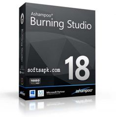 Ashampoo Burning Studio 18 Crackis one of the best and complete software. Ashampoo Burning Studio 18 Crackprogram is very simple to use and clean.