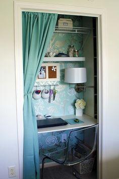 office closet by faye