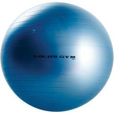 Gold's Gym 75 cm Fitness Ball: Exercise & Fitness : Walmart.com