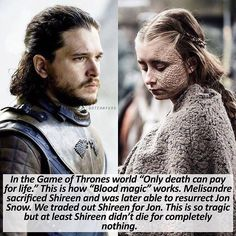 Game of Thrones facts #JonSnow