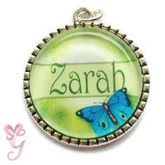 Medaillon Zarah