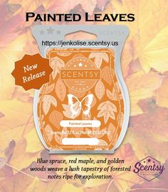 New Release Fall/Winter 2017  Check out my website at https://jenkolise.scentsy.us and like my FB page at https://www.facebook.com/WicklessJenKolise  #Scentsy #fall #newrelease