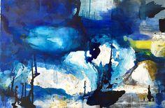 Helsingin Taiteilijaseura   –  Mona Hoel – Fragments of Now, sali 1 | Riikka Jokiaho – Pilvilinna ja matkustajat, sali 2