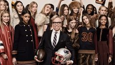 TOMMY HILFIGER FALL 2015 RTW COLLECTION