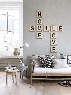 decorar paredes sin cuadros - #decoracion #homedecor #muebles