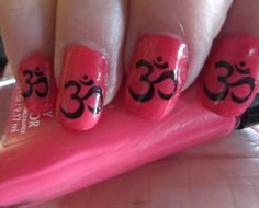 Hey, I found this really awesome Etsy listing at http://www.etsy.com/listing/123607727/72-om-symbol-nail-decals-yoga-meditation