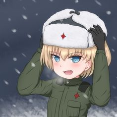 Katyusha.(GIRLS.und.PANZER).full.1397778.jpg (1000×1000)