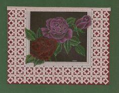 88325980_p - Photo de mes cartes en dentelle de papier - mamie dentelle