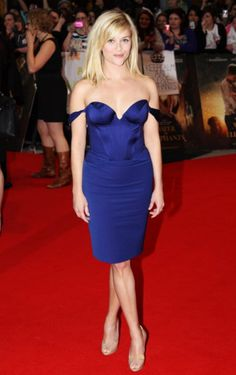 Reese Witherspoon at Water for Elephants Premiere
