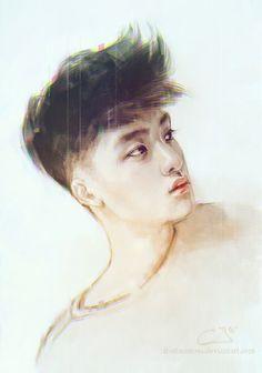 Kyungsoo Fanart #EXO