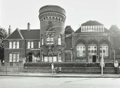 Ladywell Centre, Ladywell Road - used to be the baths