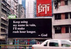 The Best Of God's Billboards