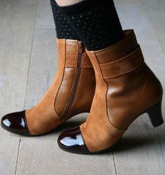 GAIJIN CAMEL :: BOOTS :: CHIE MIHARA SHOP ONLINE