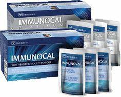 Immunocal la Única Proteina que ha Comprobado Clínica y Científicamente Optimizar el Sistema Inmunológico. Immunocal es una proteína especialmente formulada derivada del suero. A diferencia de la mayoría de los productos comerciales de suero, contiene la fuente más rica de bloques de construcción de glutatión disponibles.