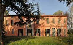 Forlì - Cesena villa saffi.