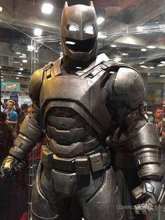 Batman Tech armor at San Diego Comic-Con 2015