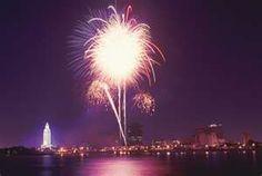 Fireworks Baton Rouge.