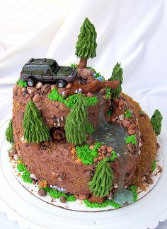 Jeep Grand Cherokee Cake | Flickr - Photo Sharing!