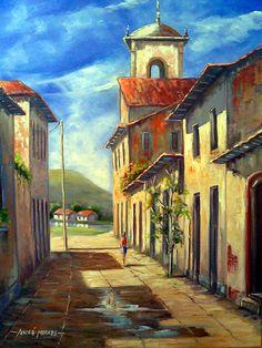 Rua do Fogo - Paraty