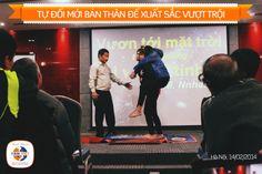 Khóa học TỰ ĐỔI MỚI - Cộng đồng IDT Học + Làm = Giàu (ngày 14/02/2014)
