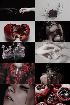 persephone aesthetic for @sinfulladybug { request here }