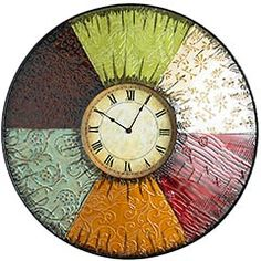 I want to redecorate my living room based around this clock.